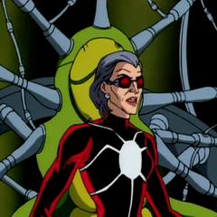 Madame Web en la serie del <a href=