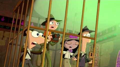Phineas y Ferb - Perry El Ornitorrinco Con Un Fez (HD)