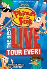 Phineas y Ferb: El mejor show en vivo