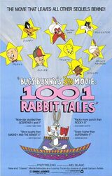 La 3ra película de Bugs Bunny: Los 1001 cuentos de Bugs