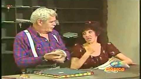 CHESPIRITO 1992 - el chompiras - la ex novia del chompiras PARTE 1-1
