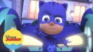 Caos en el Gatomóvil PJ Masks Héroes en pijamas