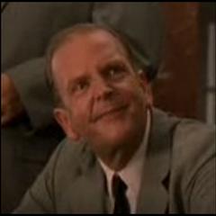 CEO de disquera A & R #2, también, en la película <a href=