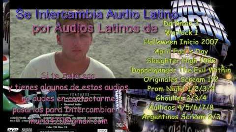 Maximum Overdrive 1986 Doblaje Latino Original