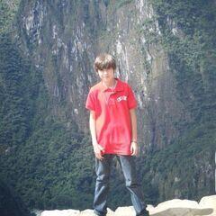 En Macchu Picchu (Perú)