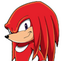 Knuckles Close up