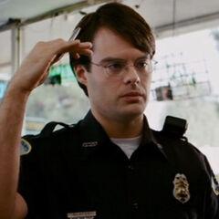 Oficial Slater en <a href=