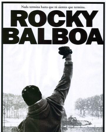 Rocky Balboa Doblaje Wiki Fandom