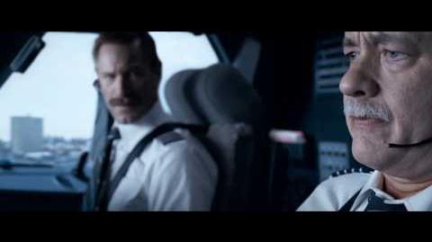 """SULLY- HAZAÑA EN EL HUDSON - Mayday 20"""" - Oficial Warner Bros"""