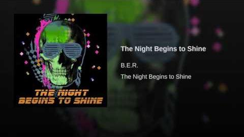 Teen Titans GO! - The Night Begins to Shine (Latin American Spanish)