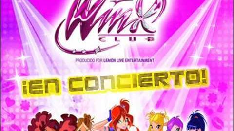 Winx Club En Concierto 5 Temporada Español Latino -04- Somos Believix