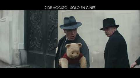Christopher Robin Un Reencuentro Inolvidable - ESTRENO 2 DE AGOSTO EN COLOMBIA