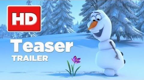 Frozen Una Aventura Congelada (Frozen) - Teaser Trailer ~ Español Latino ~ FULL HD