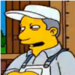 Los simpsons personajes episodio 14x04 clinton