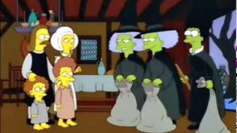 Marge es una Bruja (Parte 2 de 2) Los Simpson