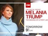 Melania Trump: The Making of a First Lady