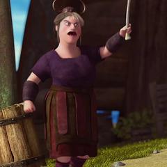 Mujer vikinga (ep. 1) en <a href=