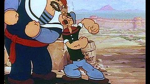 Popeye encuentra a Simbad Audio Clasico latino