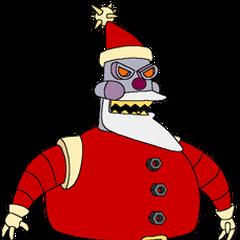 Robot Santa (2ª voz) en <a href=