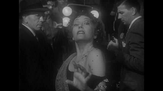 Sunset Boulevard (1950) El estelar de Norma Desmond ( Español Latino)