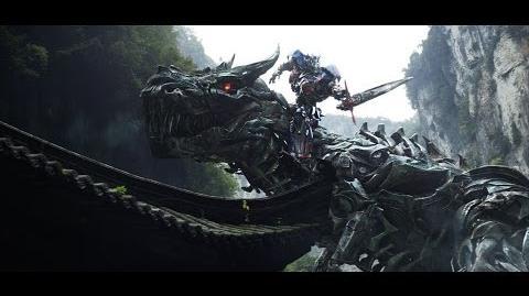 Transformers La Era de la Extinción - Teaser Trailer HD (Doblado)