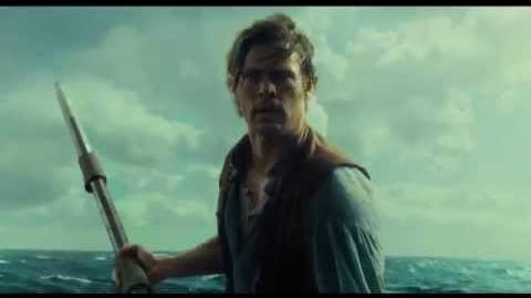 """""""En el Corazón del Mar"""". Trailer 2. Oficial Warner Bros"""