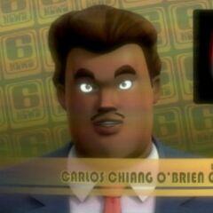 Carlos Chiang O'Brien en <a href=