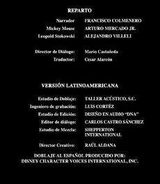 Doblaje Latino de Fantasía (redoblaje 2010) (2)