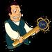 Futurama - Alcalde Poopenmeyer
