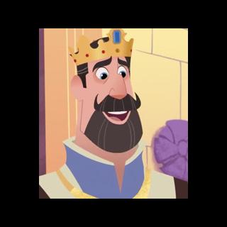 Rey Frederic en <a href=