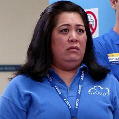 Sandra en <a href=