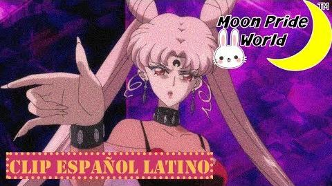 Sailor Moon Crystal - Acto 24 Ataque Black Lady Español Latino