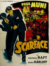 Scarface-1932-Movie-Gangster-Paul-Muni-Outlaw-Printing-wall-poster-wbp03823