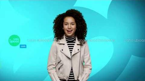 Sofia Wylie (Andi Mack) - Estás viendo Disney Channel Latinoamérica - Bumper