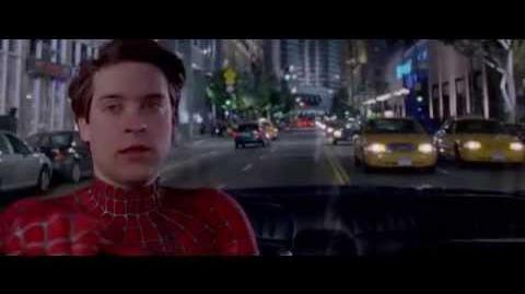 Spider-Man 2.1 La persecución automovilística.