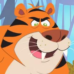 Tigre Ambriento en <a href=
