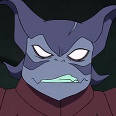 Comandante Morvok (1era voz) en <a href=