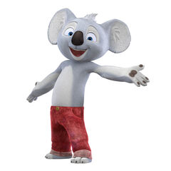 Blinky Bill en <a href=