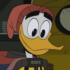 Fethry Duck en <a href=
