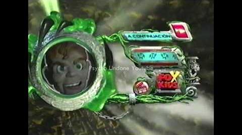 Fox Kids - Ya viene Escalofrios - 2003 México HD Promo
