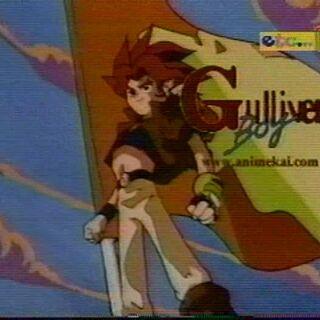 Logotipo de Hudson Soft en el opening, con la dirección web de Animekai.