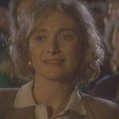 Moira Banning en la versión de VHS de <a href=