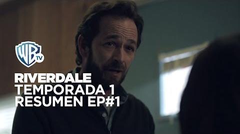 Riverdale Temporada 1 Resumen Episodio 01