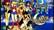 Sailor Moon Opening HD - Español Latino - TV Azteca 1996