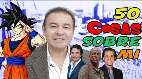 50CosasSobreMi Mario Castañeda