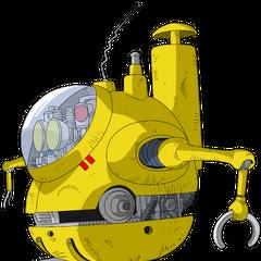 Sr. Robot también en <a href=