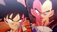 Dragon Ball Z Kakarot - Goku y Vegeta - Montaje Latino