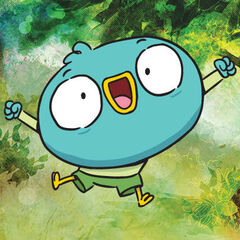 Harvey Beaks en <a href=