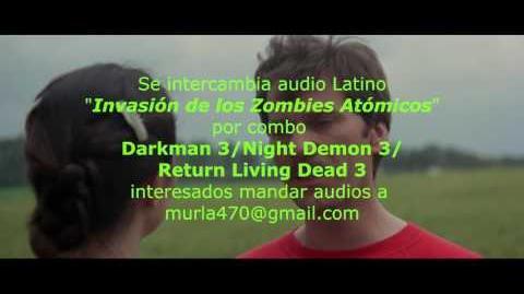 Invasión de los Zombies Atómicos 1980 Latino INTERCAMBIO