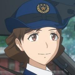 Kanae Izumi en <a href=